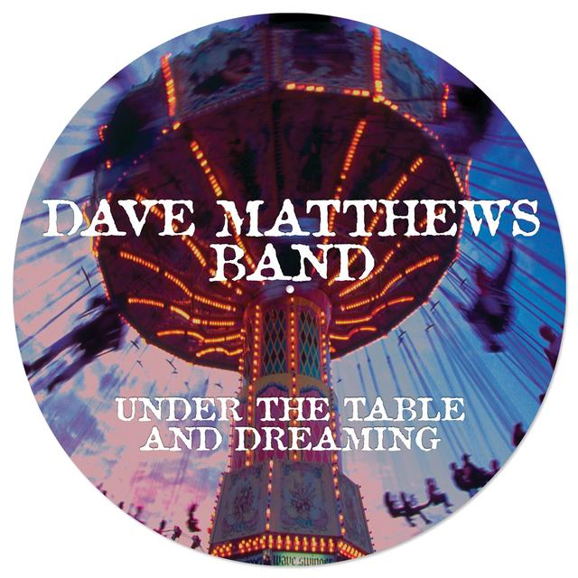 Dave Matthews Band Under The Table And Dreaming Slipmat