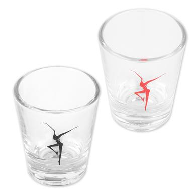 Dave Matthews Firedancer Shot Glass