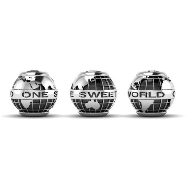 Dave Matthews One Sweet World Lyric Bead