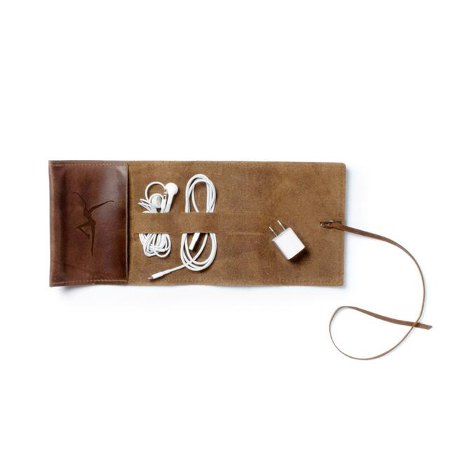 DMB Leather Sidekick Firedancer Cord Wrap