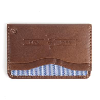 DMB Leather Firedancer Card Wallet