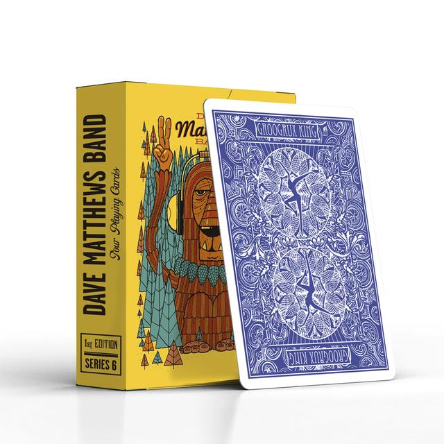 DMB 2015 Playing Card Deck