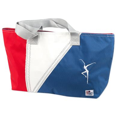 Dave Matthews Upcycled Tre-Sail Firedancer Tote