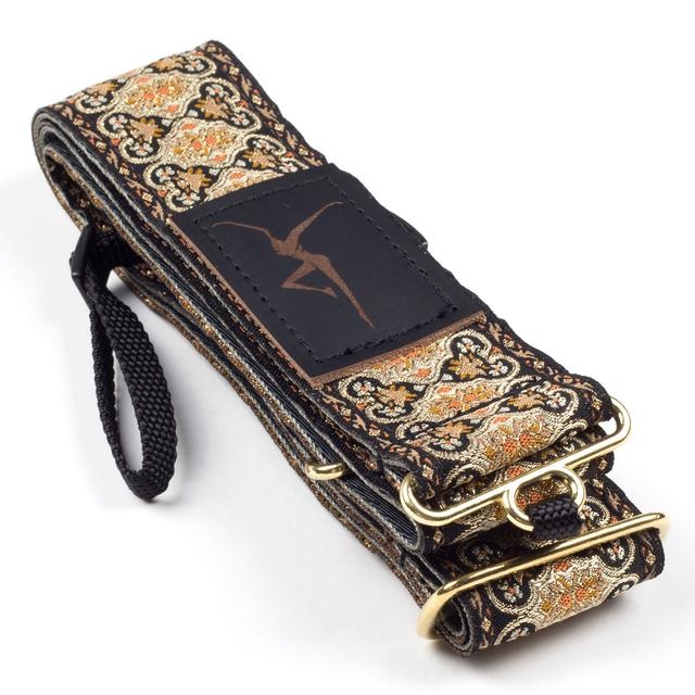DMB Persian Black Souldier Camera Strap