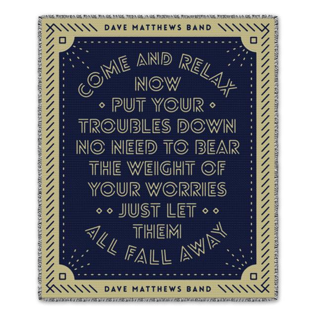 DMB Pantala Naga Pampa Throw Blanket