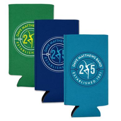 DMB 25 Tall Boy Koozie