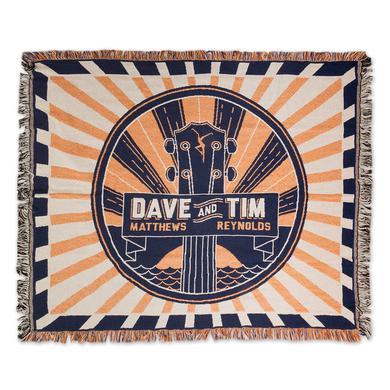Dave Matthews Band Dave & Tim Sunburst Blanket