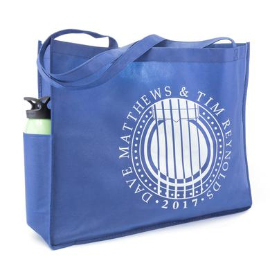 Dave Matthews Band Dave & Tim Tour Tote Blue