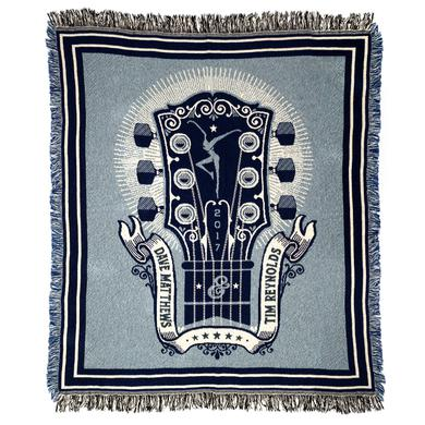 Dave Matthews Band Dave and Tim 2017 Tour Blanket