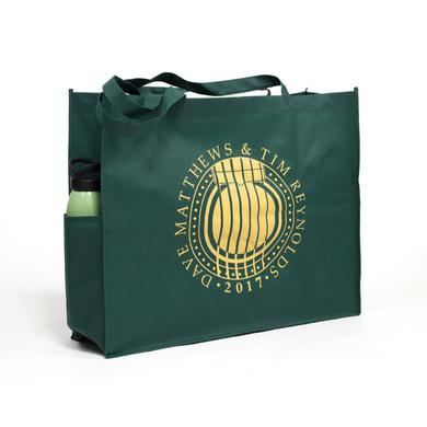 Dave Matthews Band Dave & Tim Tour Tote Green