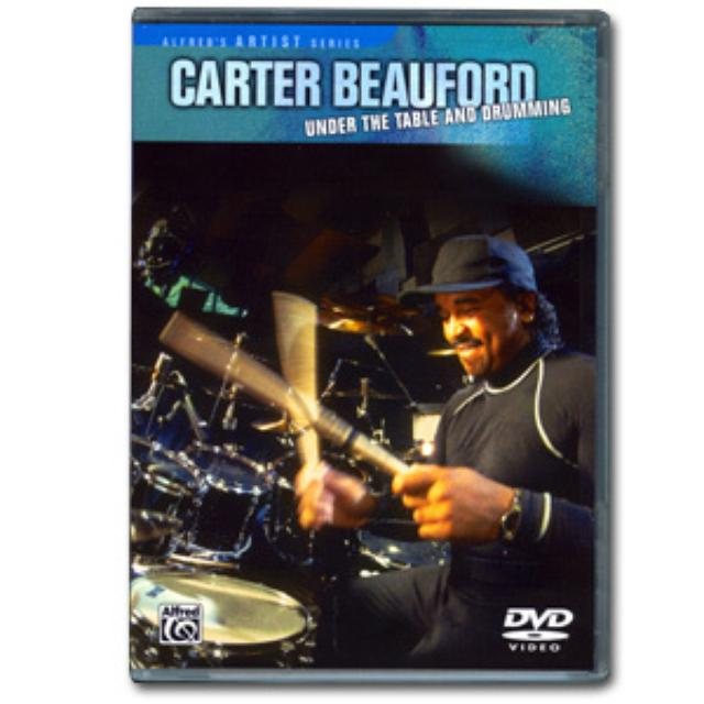 Dave Matthews Under The Table And Drumming Instructional DVD