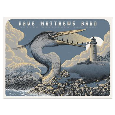 DMB Show Poster Toronto, ON 7/21/2015