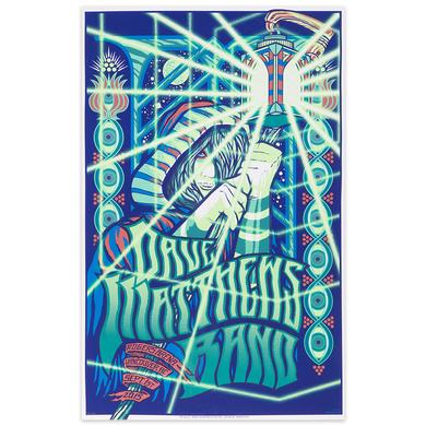 DMB Show Poster –  Vancouver, BC 9/1/2015