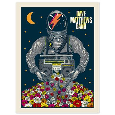 DMB Show Poster – Cuyahoga Falls, OH 5/21/2016