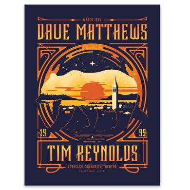 Dave Matthews Band Live Trax Vol. 41 Poster