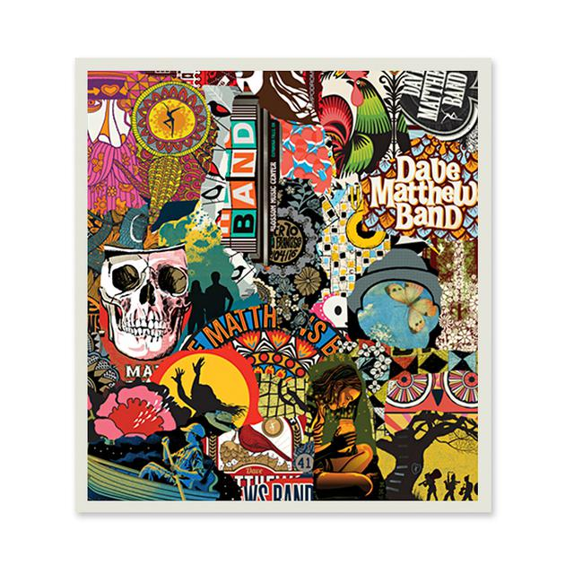 DMB Live 25 Poster