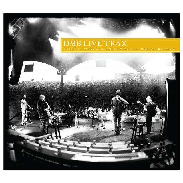 DMB Live Trax Vol. 36: Alpine Valley 2-DVD/3-CD