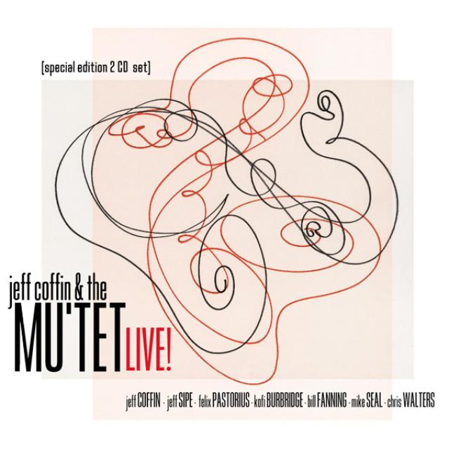 Dave Matthews Jeff Coffin & The Mutet Live! CD