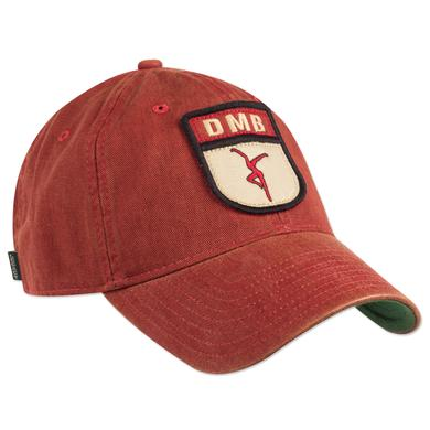 DMB Firedancer Cardinal Patch Hat