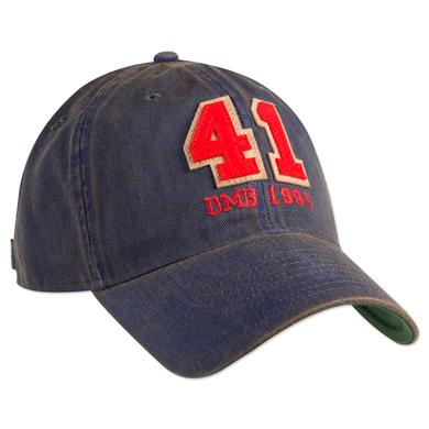 Dave Matthews Band Distressed #41 Est. Cap