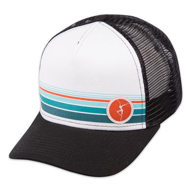 Dave Matthews Retro Firedance Trucker Hat