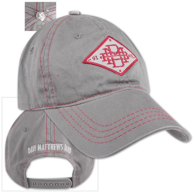 DMB Diamond Contrast Stitch Hat