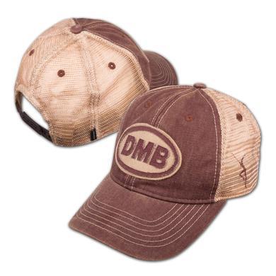 DMB Sportique Khaki Mesh Cap