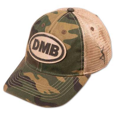 DMB Camo Mesh Hat