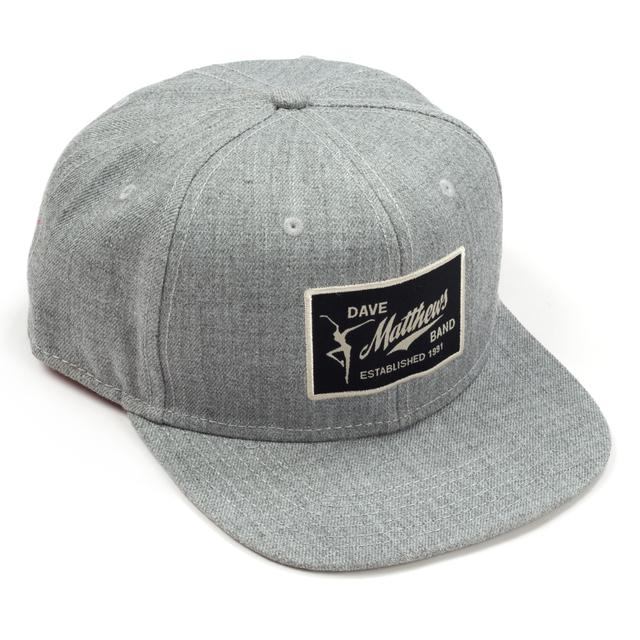 DMB Heather Grey Snapback