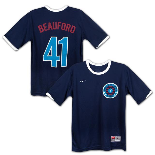 DMB 2013 Nike Beauford Soccer Jersey