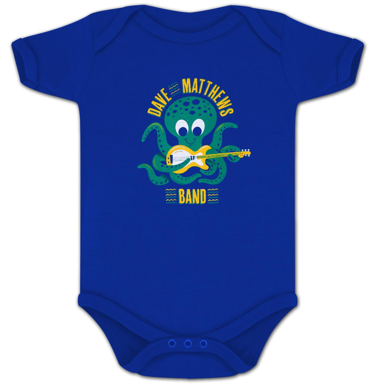 Dave Matthews Band Baby Clothes