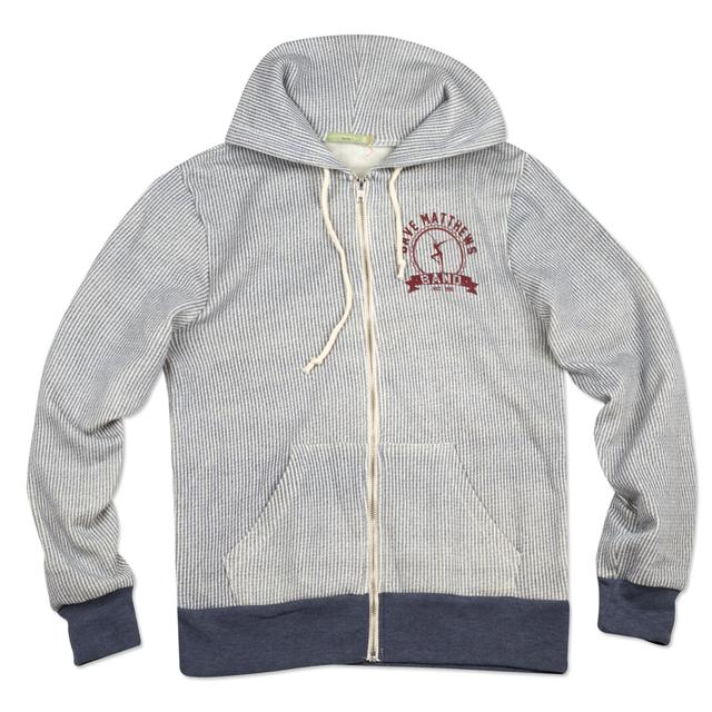 DMB est '91 Firedancer Zip Hoodie on Railroad