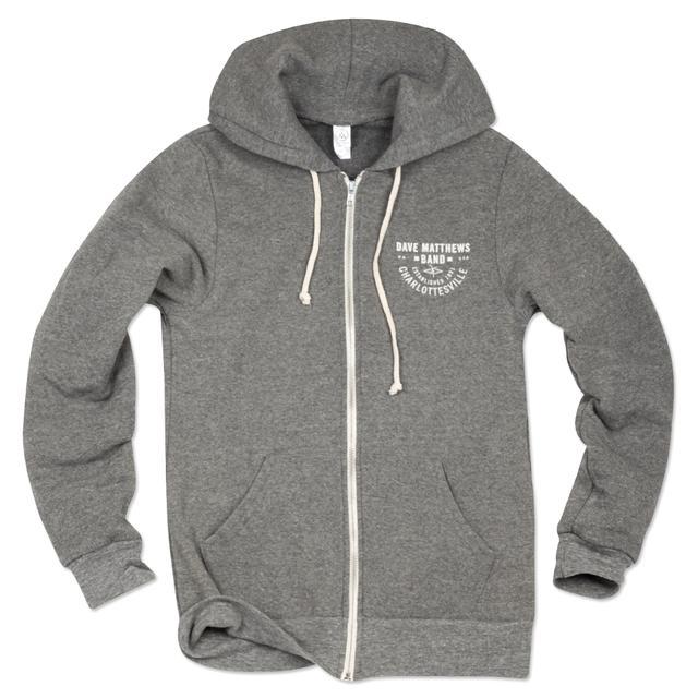 DMB Full-Zip Custom Hooded Sweatshirt