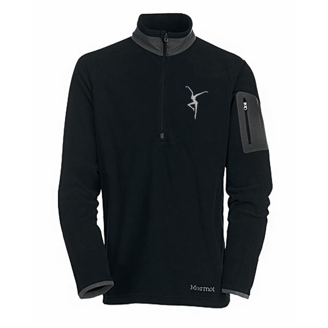 Dave Matthews Band Marmot Firedancer Reactor Half-Zip