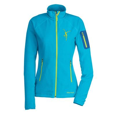 Dave Matthews Ladies' Marmot Firedancer Flashpoint Jacket - Atomic Blue