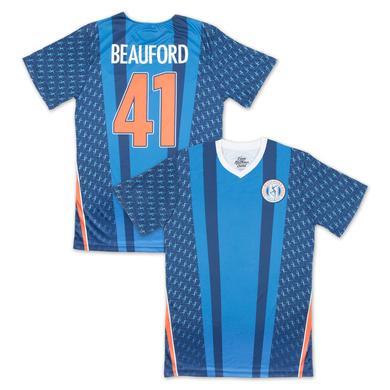 Dave Matthews Band 2016 Beauford Soccer Jersey