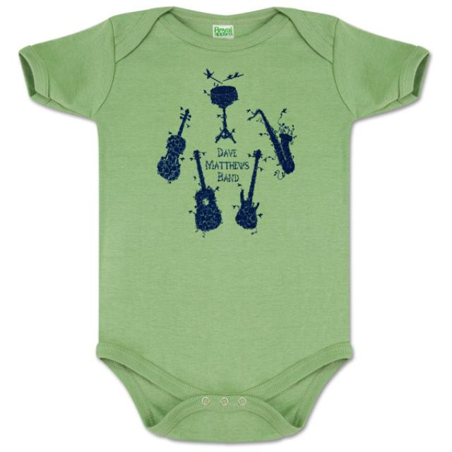 DMB Flower Series Onesie