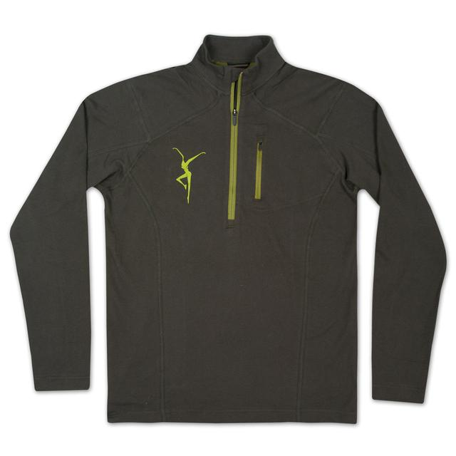 Dave Matthews Band Men's Mountain Hardwear Cragger Lonsleeved Zip Up Shirt