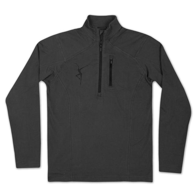 Dave Matthews Band Men's Mountain Hardwear Cragger longsleeve Zip Up Shirt