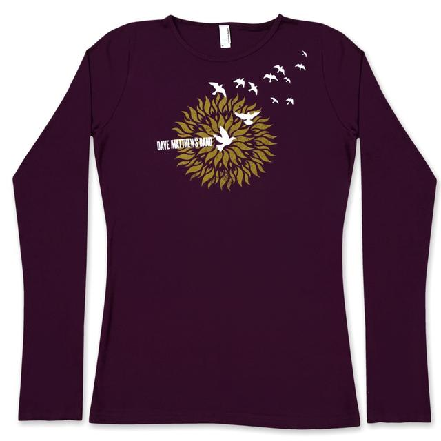 DMB Gold Flower Longsleeve Shirt