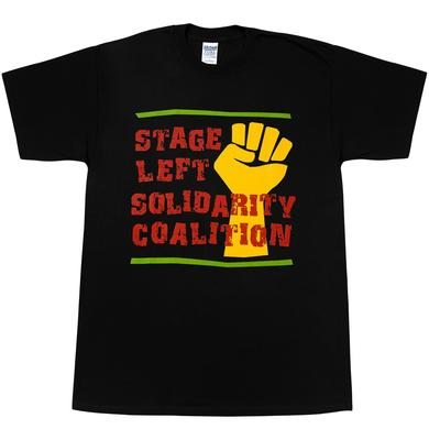 Dave Matthews Band Stage Left Tri-Color Fist Shirt