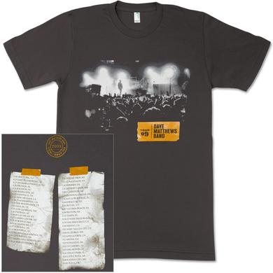 DMB 2009 Tour Shirt
