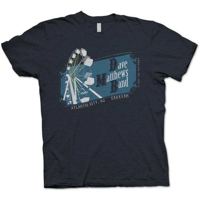 DMB Atlantic City Caravan T-Shirt