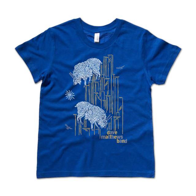 Dave Matthews Band Kids' Mountain Goat Shirt