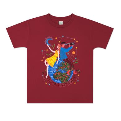 Dave Matthews Band On Top of the World Kids' Shirt