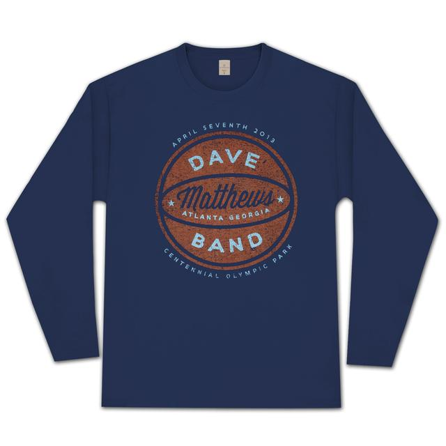 DMB Final Four Centennial Park Long-Sleeve T-Shirt