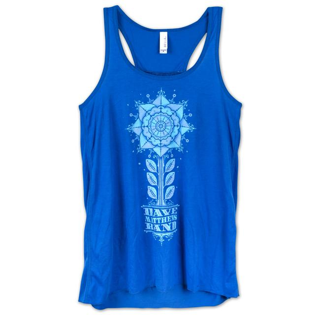DMB 2013 Ladies Flower Tank Top