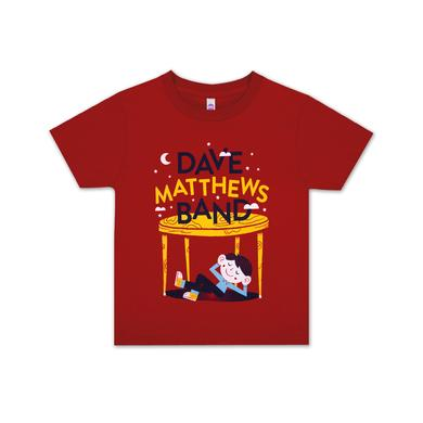 DMB Under The Table Kids Tee