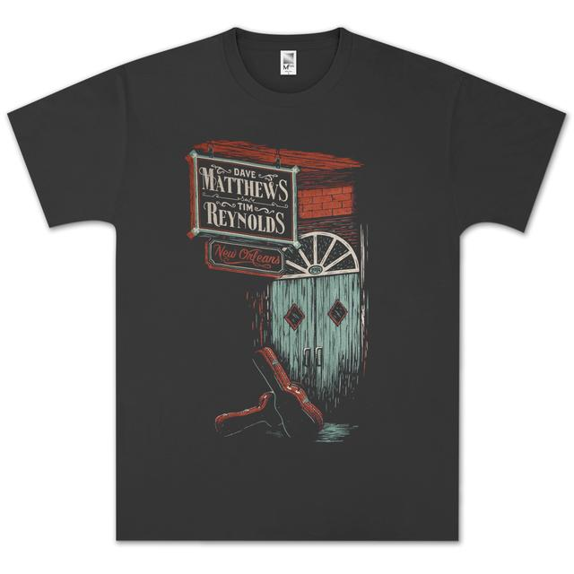 Dave Matthews Band Dave & Tim New Orleans Marquee Event Tee
