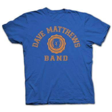 DMB 2014 Collegiate Tee Royal Blue/Orange